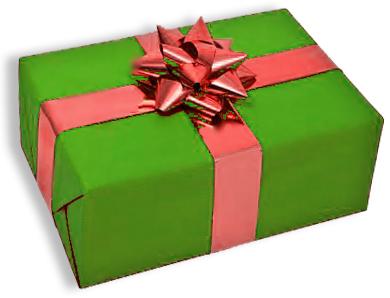 Gift wrap photo