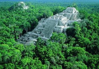 La Danta, largest pyramid