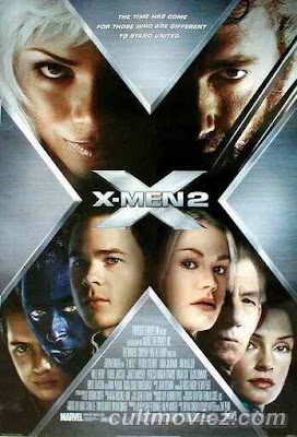 X Men 2 (2003) [3gp/Mp4]