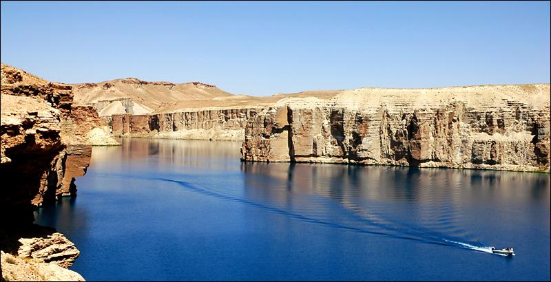 Danau Terindah Di Dunia, Band-e Amir, Wisata Alam Afghanistan