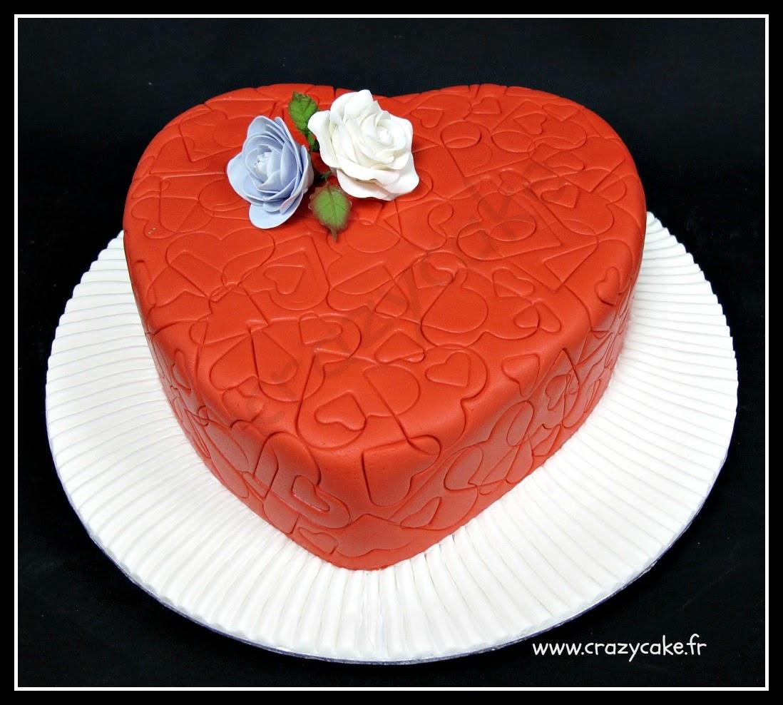 Crazy cake cake design thionville metz luxembourg mai 2014 - Anniversaire mariage 4 ans ...