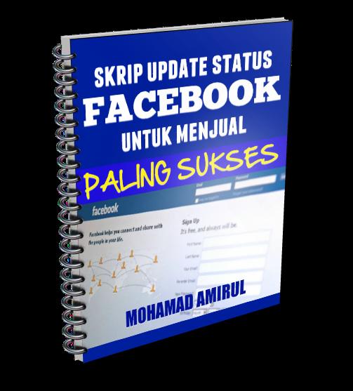 Skrip Update Status FB Paling Sukses