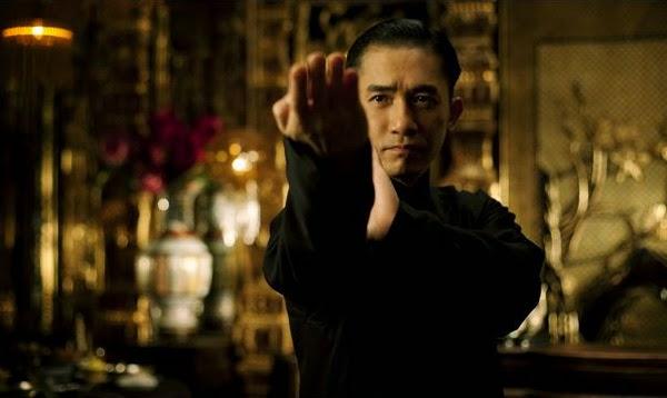 "Tony Leung en ""The Grandmaster"""