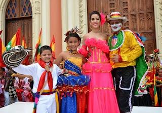 carnaval de los niños 2014
