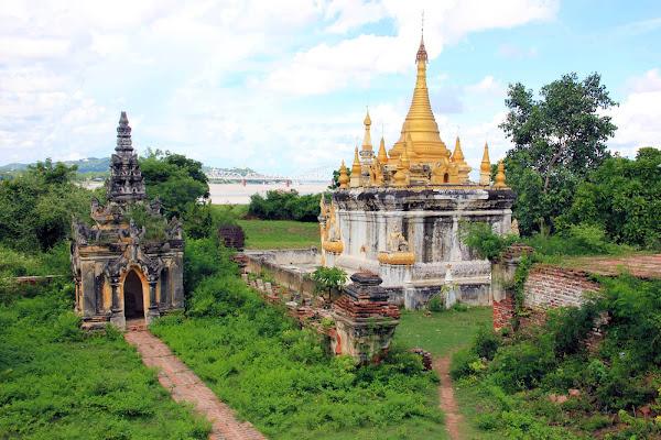 Ava antigua capital Birmana