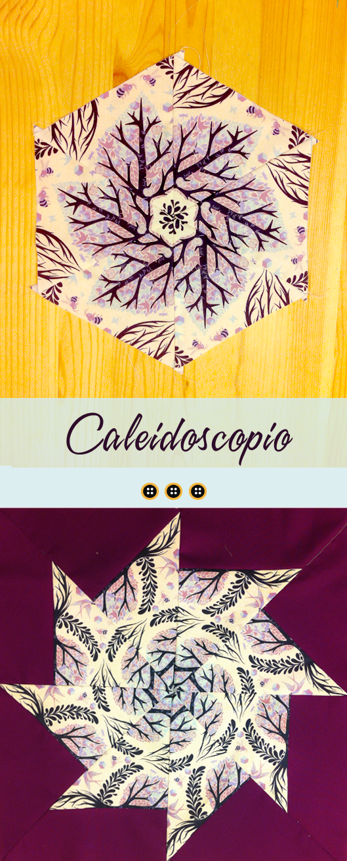 Monográfico caleidoscopio Trapo y Tela