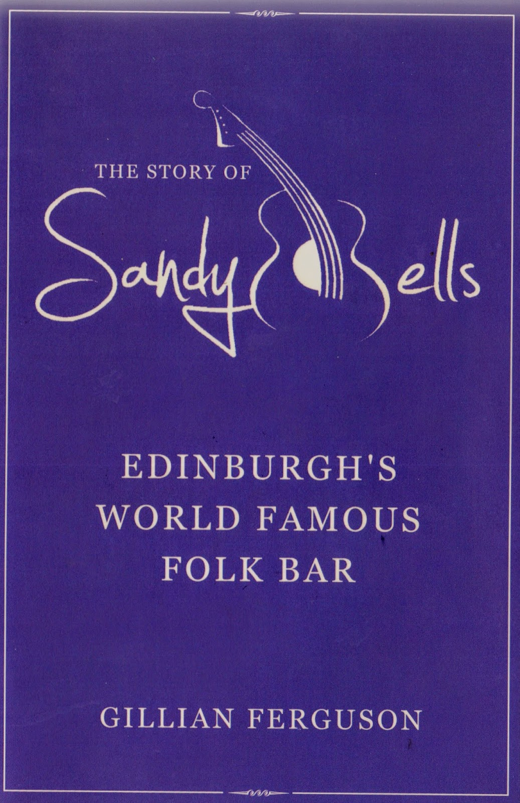 sandy bells famous folk bar edinburgh