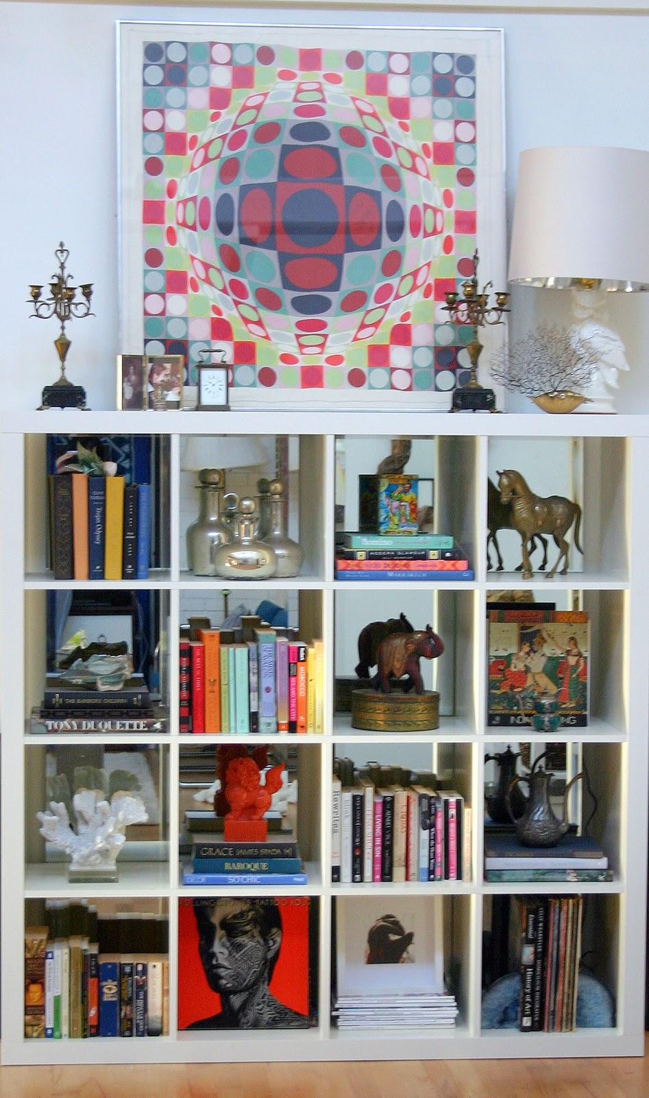New apartment reveal the bookcase design manifestdesign for Mirror books
