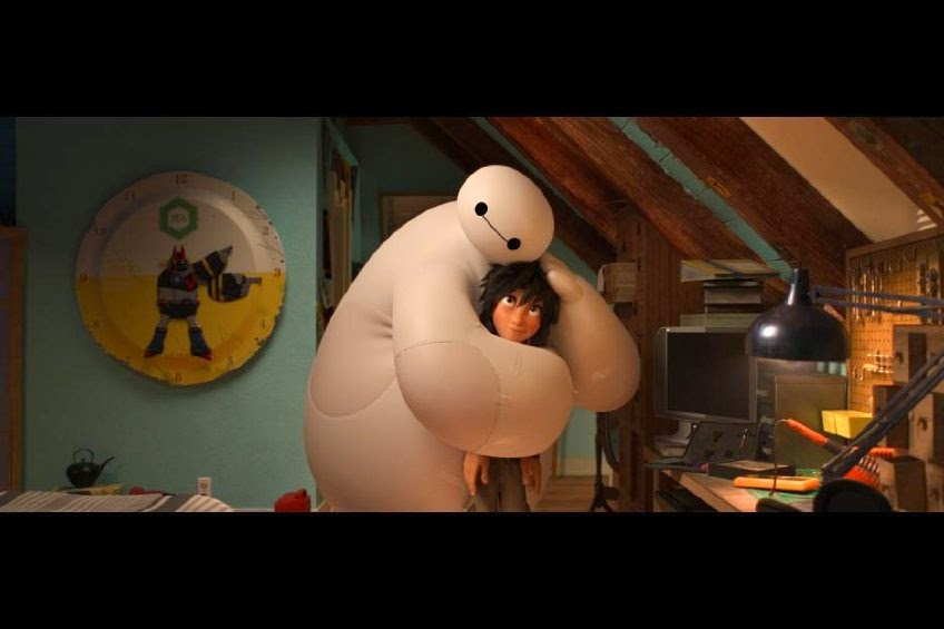 Big Hero 6 Full Movie 720p HD Free Download