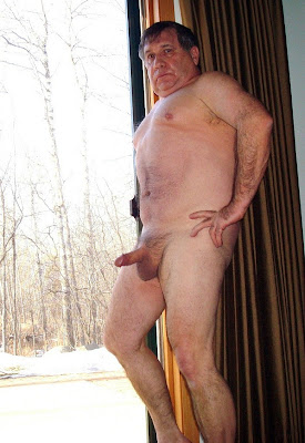 naked mature blog - gay old mature - gay daddy big dick - hard cock