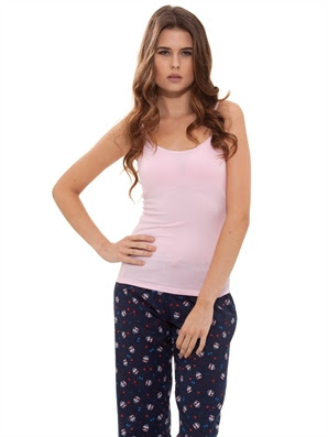 lc waikiki yeni pijamalar-5