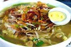 resep masakan indonesia soto ayam Madura spesial praktis, mudah, nikmat, lezat