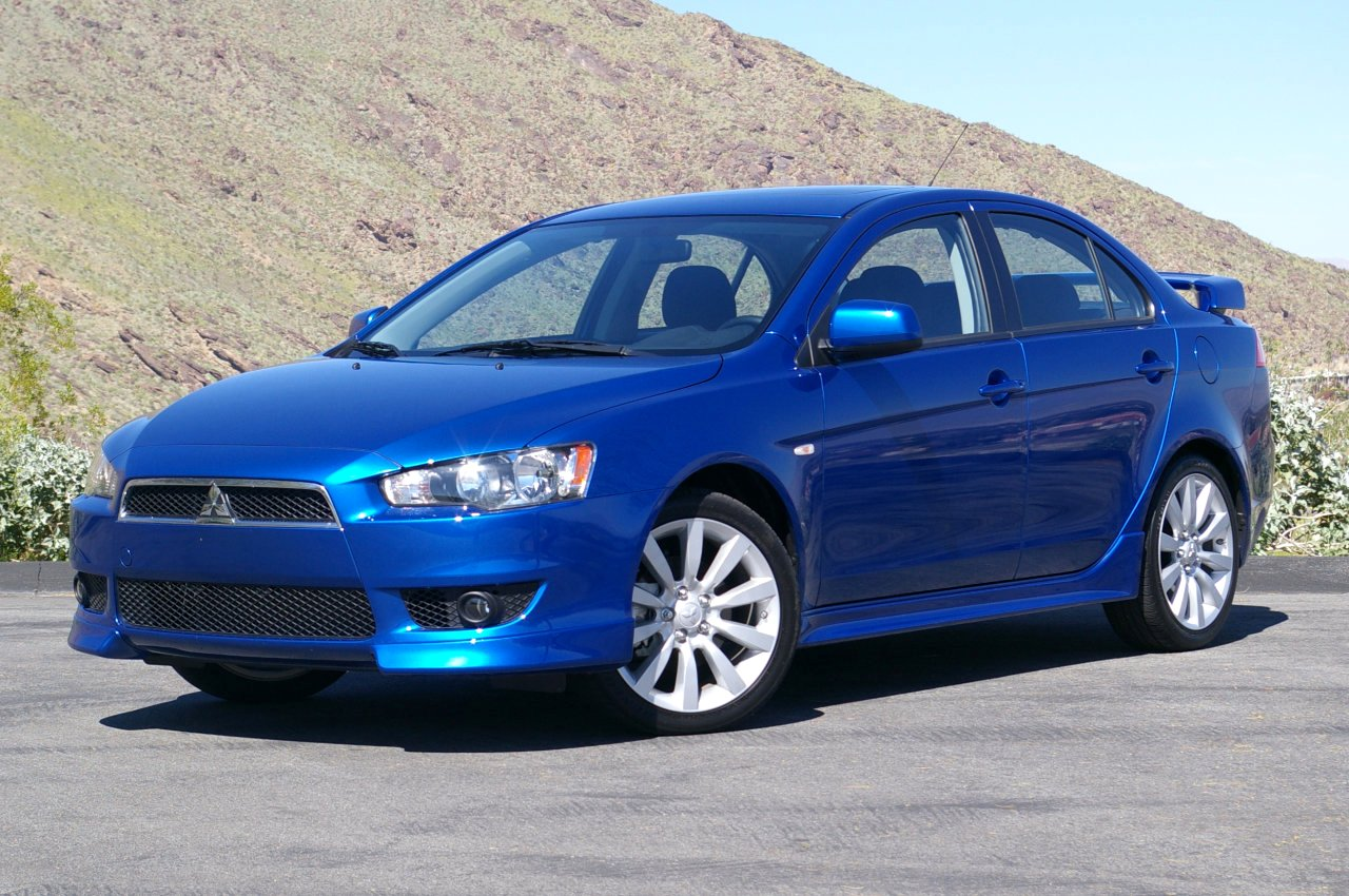 Lancer De Mitsubishi Lancer 2013 All Sport Car Views Car
