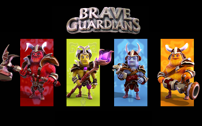 Brave Guardians 1.0.1 Apk Mod Full Version Data Files Download Unlimited Money-iANDROID Games