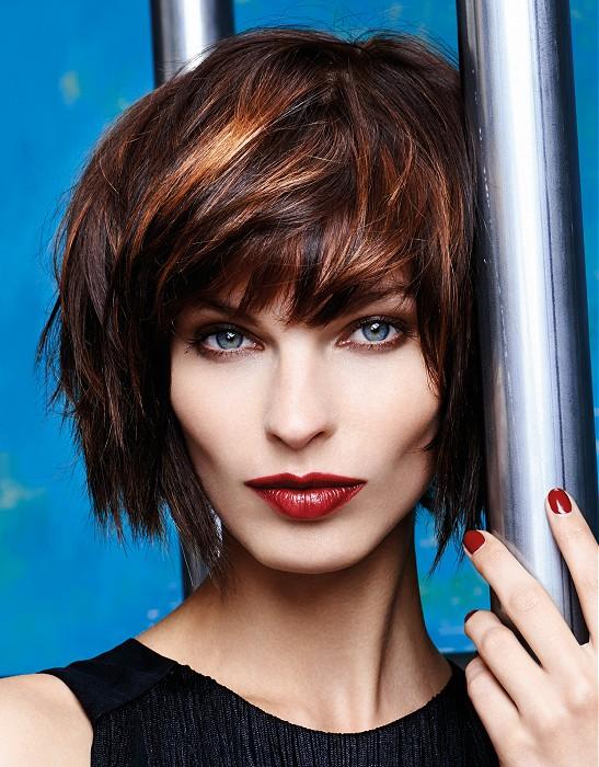 aqu te dejo las mejores imgenes de cortes de pelo mediano alisado como fuente de inspiracin with moda en corte de pelo