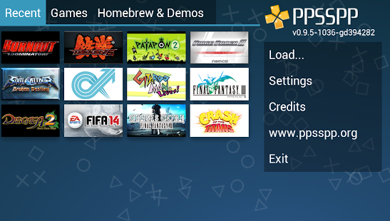 PPSSPP Gold - PSP Emulator for Android