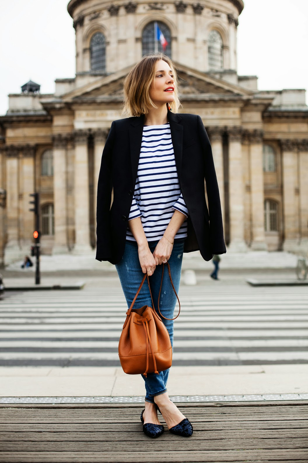 Wearing It Today Wit Andj J Crew In Paris Part Three Pont Des Arts