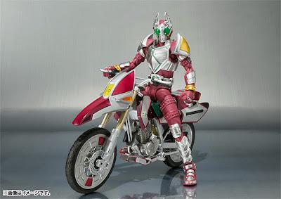 Bandai SH Figuarts Kamen Rider Garren & Red Rhombus 2-Pack