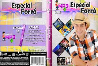 MP3 Especial Forró