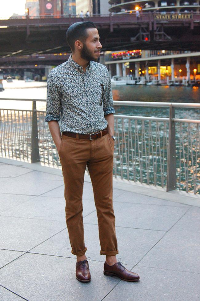 Menswear Latino street style