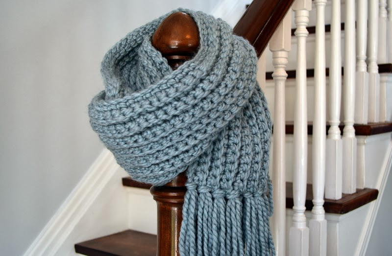 Modern Grace Design New Bulky Scarf