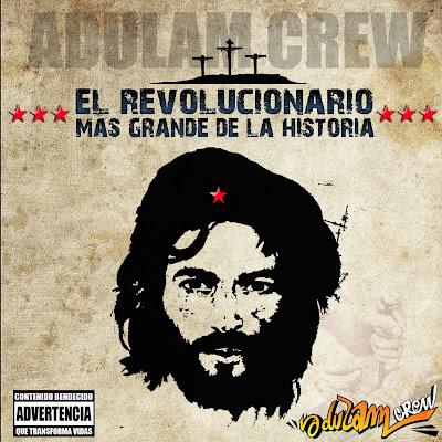 La Reforma - Martin Lutero - image JESUS+EL+REVOLUCIONARIO+FRENTE on http://adulamcrew.cl
