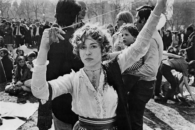 vintage hippie 1960s