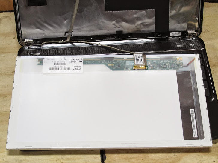Hp Pavilion G6 screen panel