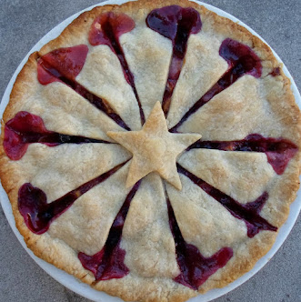 patriotic pie decorations for memorial day
