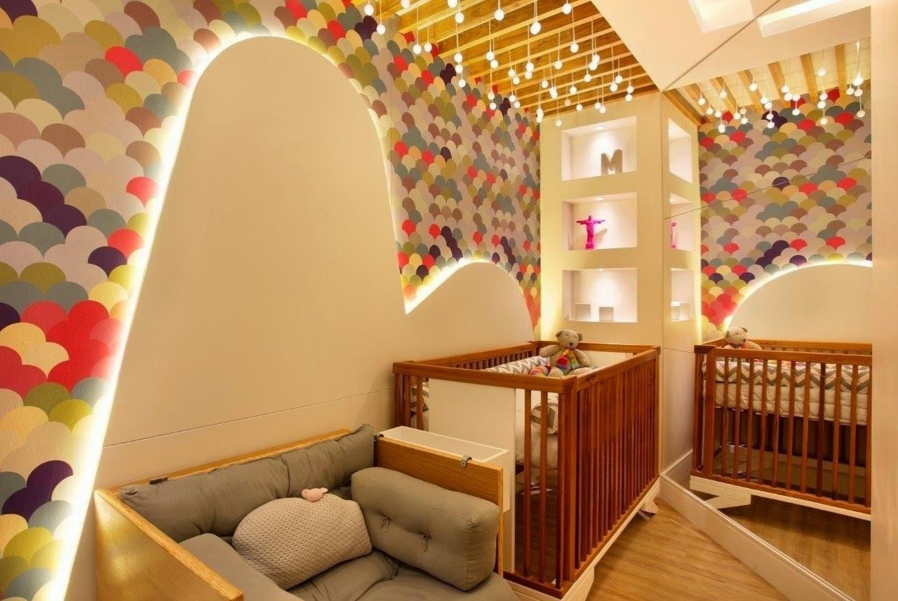 Quarto do Bebê Carioca Bruna Maciel e Letícia Loureiro #753512 1280x857 Banheiro Acessivel Completo