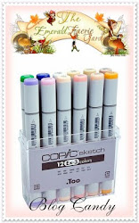 Copic Blog Candy