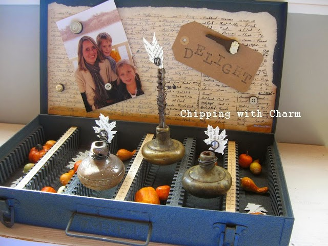 Chipping with Charm: Box Full of Fall 2013...http://chippingwithcharm.blogspot.com/