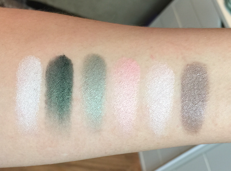 Clarins Spring 2015 - Garden Escape Palette 6-Color Eye Palette