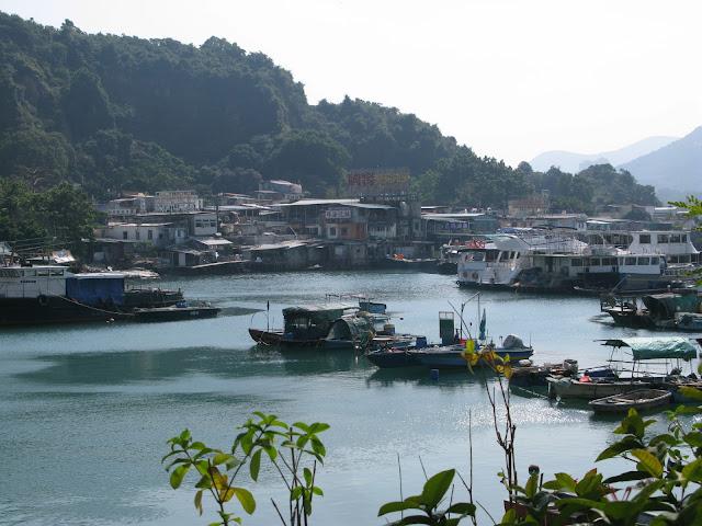 Harbour Tour Lei Yue Mun