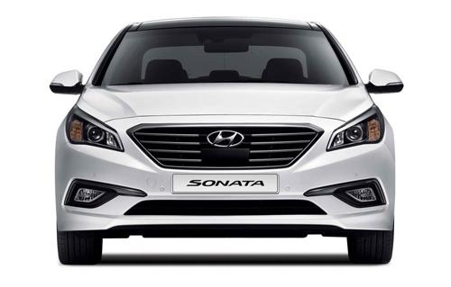 Xe sonata 2015 1 Xe hyundai Sonata 2015