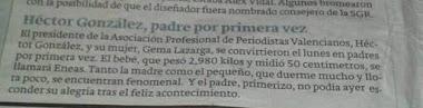 Las Provincias -En voz baja (02-05-2012)