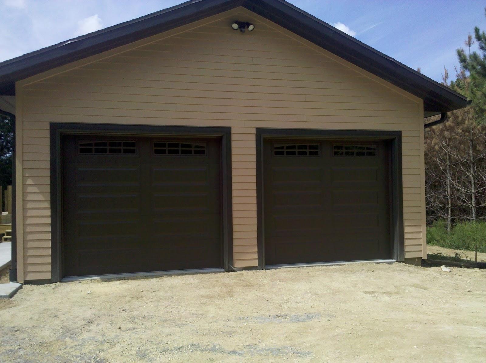 Our New Deltec Process 8152013 Garage Doors