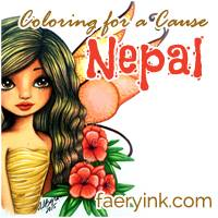 Faery Ink Supports Nepal