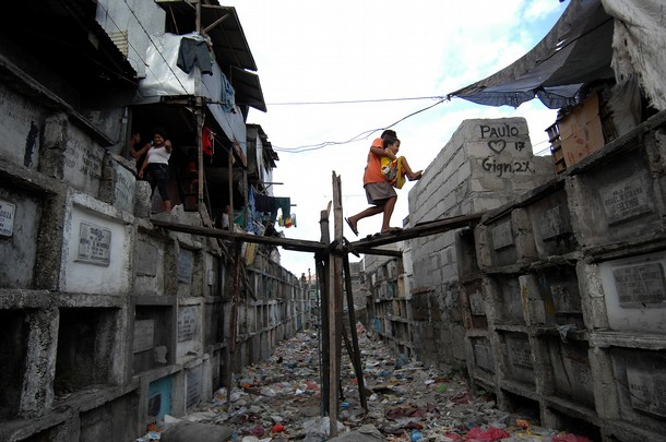term paper about poverty in the philippines