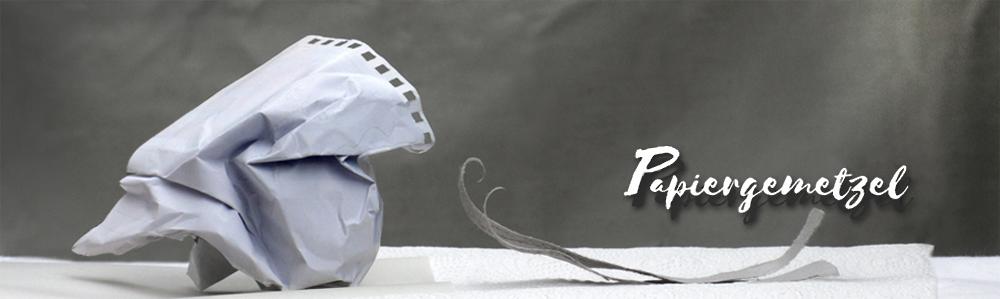 Papiergemetzel