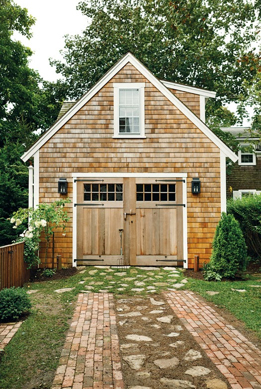 Nantucket colonial b a s blog for Garage cottage