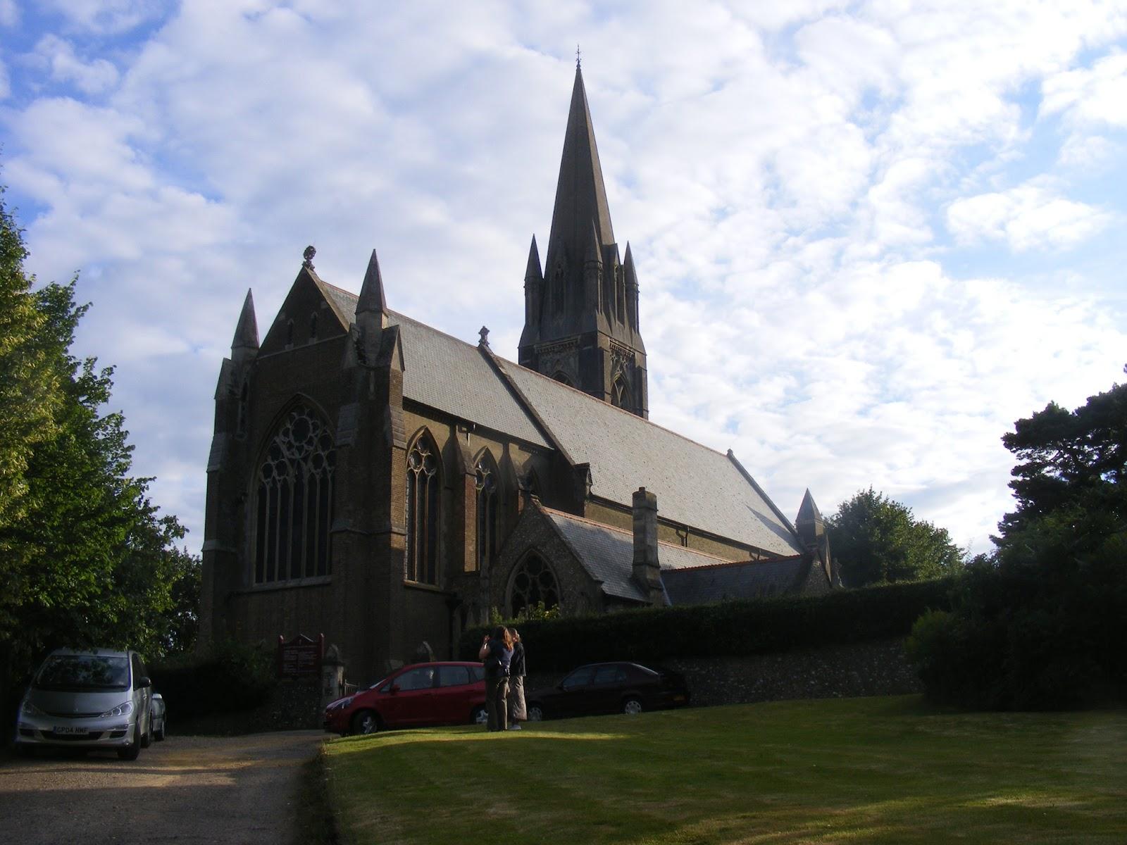 kościół, church, st. John