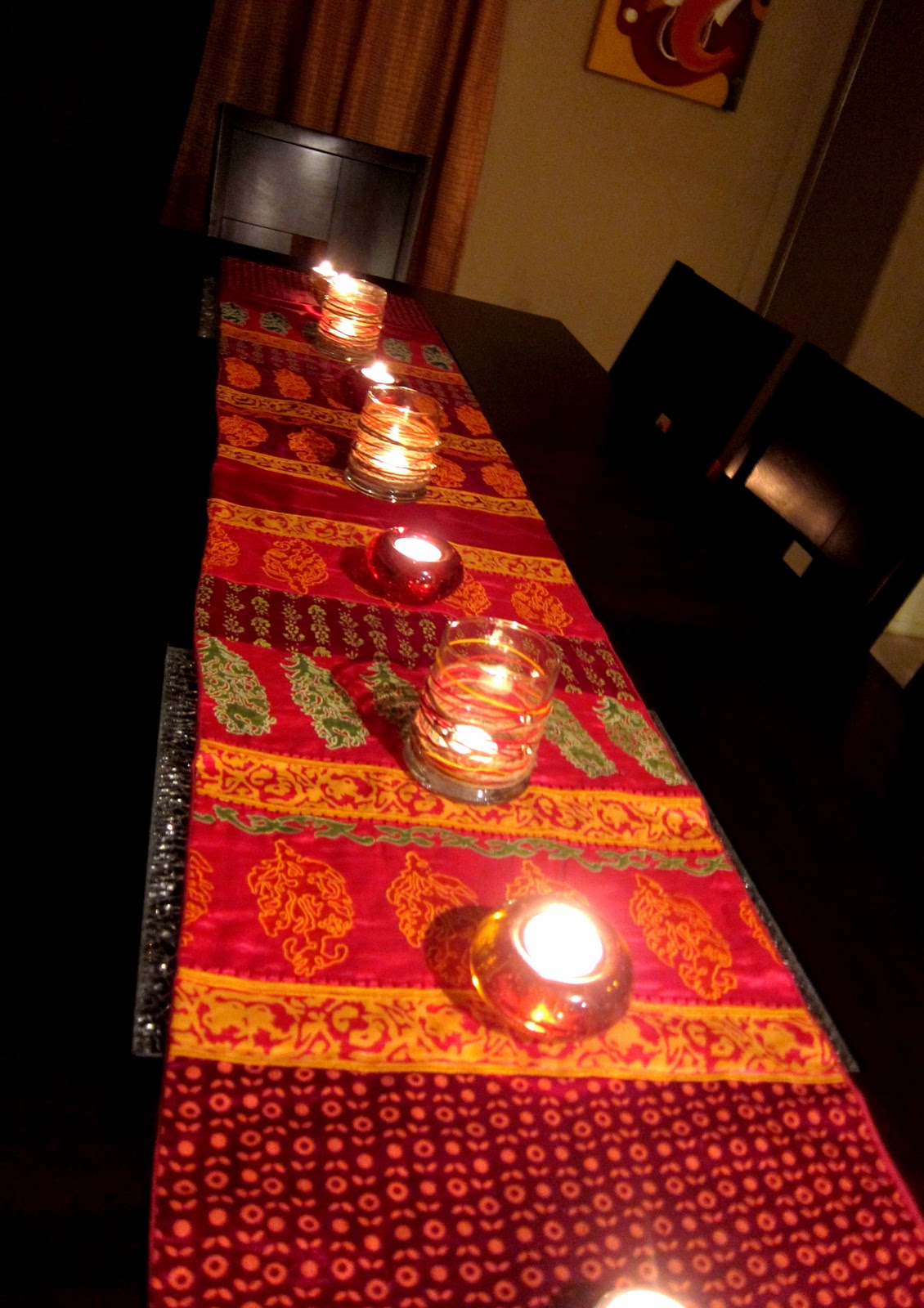 All things beautiful all set for diwali for Home decorations ideas for diwali