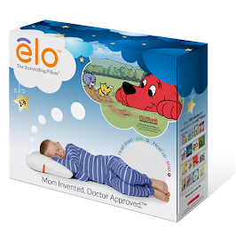 Elo™ The Storytime Pillow
