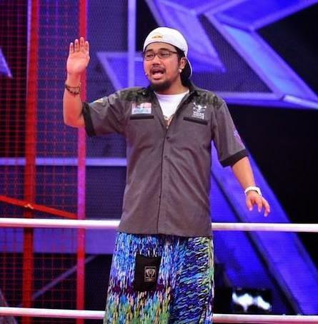 Johan Akhirnya Juara Super Spontan 2014