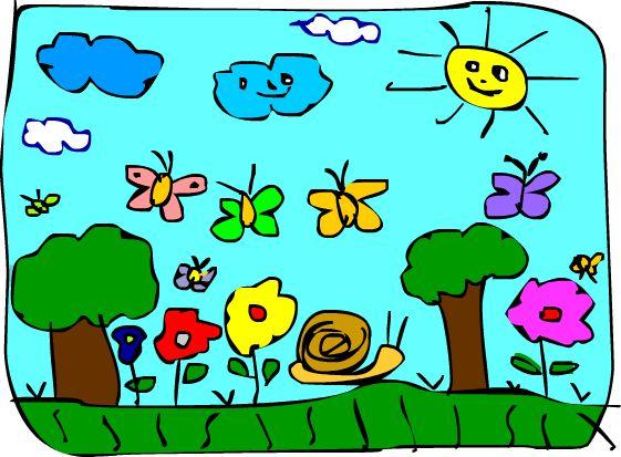 Dibujos de la Naturaleza  Vida Blogger