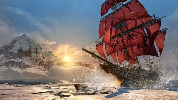 Assassins Creed Rogue Screenshot 2
