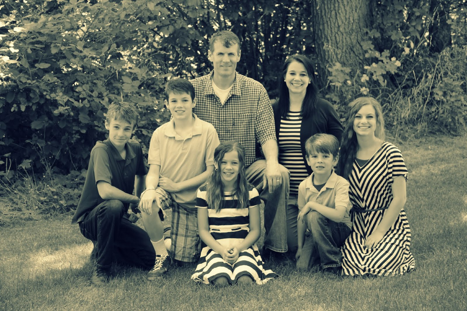 Pederson family