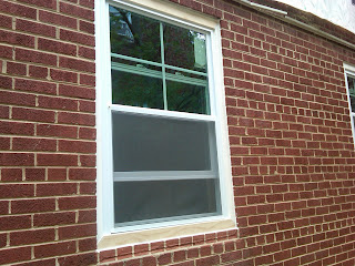 Not Quite A Teardown Diy How To Replace A Window In A Brick Opening