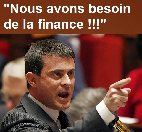 Valls avoue son crime :
